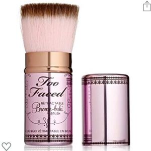 Too Faced Bronzer Retractable Brush